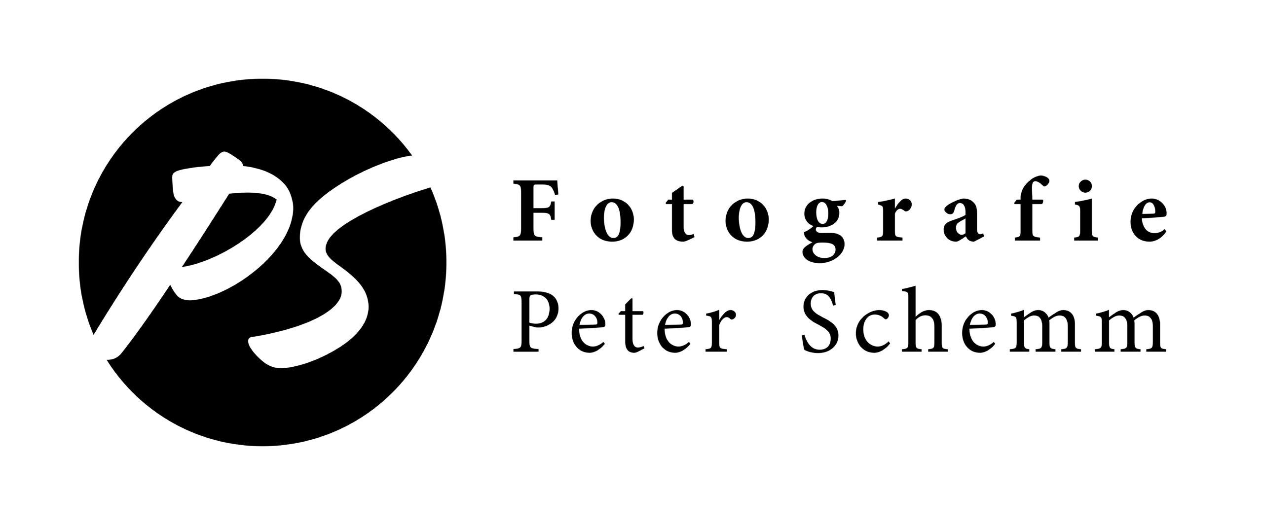 Peter Schemm Fotografie Logo